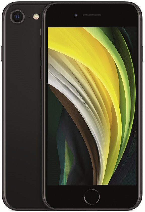 Mobilní telefon Apple iPhone SE (2020), 64GB Black