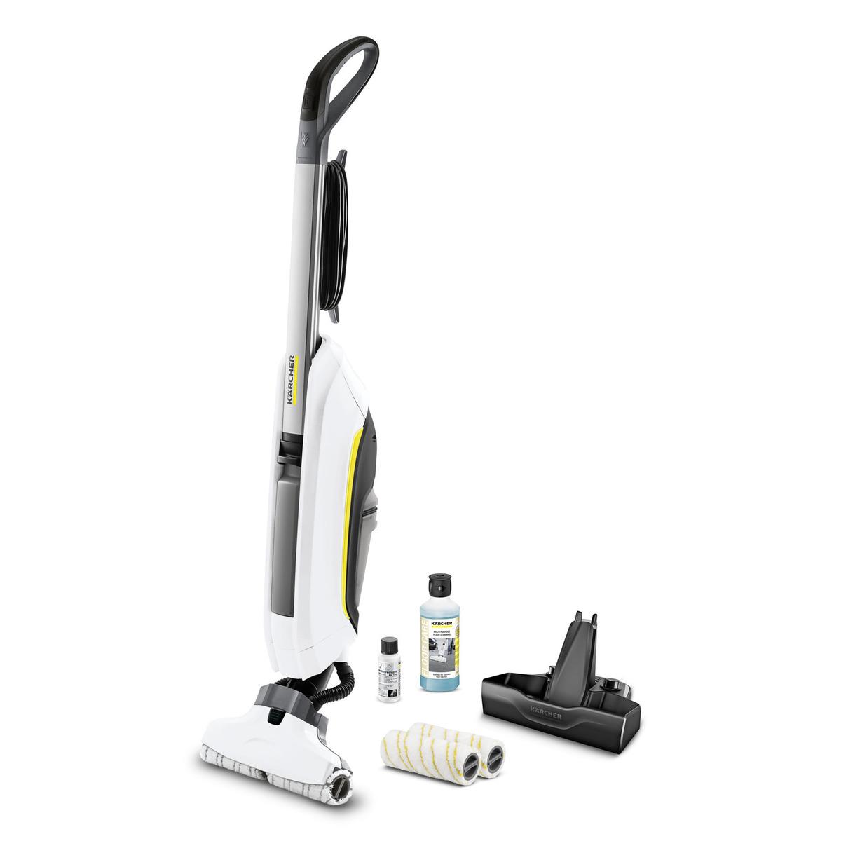 Podlahová myčka - Kärcher FC 5 Premium WHITE 2020